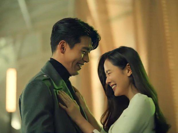 Đúng ngày Valentine, Hyun Bin - Son Ye Jin tung video phát đường: Chị đẹp công khai trả lời Em đồng ý khiến dân tình phát sốt - Ảnh 9.