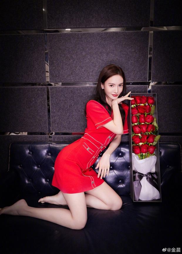 Cbiz nhộn nhịp đón Valentine: Dương Thừa Lâm phát cẩu lương, Angela Baby đáng ngờ, 1 cặp tuyên bố chia tay - Ảnh 6.