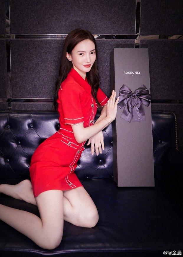 Cbiz nhộn nhịp đón Valentine: Dương Thừa Lâm phát cẩu lương, Angela Baby đáng ngờ, 1 cặp tuyên bố chia tay - Ảnh 5.