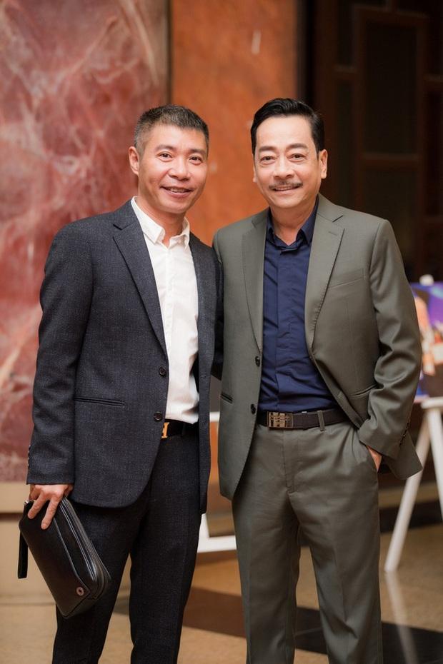 Cố NSND Hoàng Dũng trong mắt anh em đồng nghiệp: Người cha đặc biệt của Việt Anh, Công Lý theo nghề cũng vì cố nghệ sĩ - Ảnh 2.