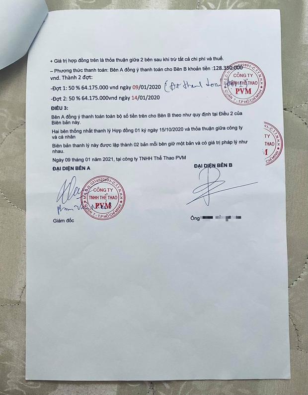 Độc quyền: Lực sĩ Phạm Văn Mách phản bác cáo buộc lừa đảo chiếm đoạt tài sản, tố ngược người bóc phốt - Ảnh 3.