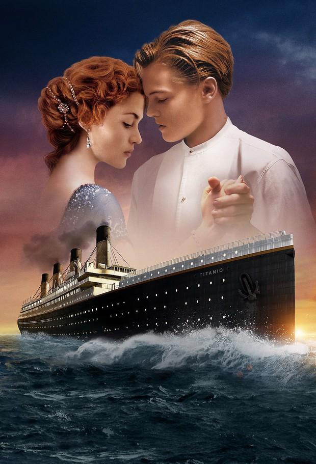 6 chuyện tình màn ảnh khiến ai nấy khóc trôi makeup: Titanic xem cả trăm lần vẫn thổn thức khôn nguôi! - Ảnh 3.