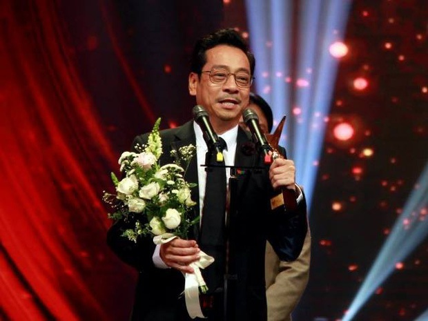 NSND Hoàng Dũng: Từ cậu sinh viên được thầy bảo lãnh vào trường Cao đẳng Nghệ thuật đến người cha quyền lực nhất nhì màn ảnh Việt - Ảnh 3.