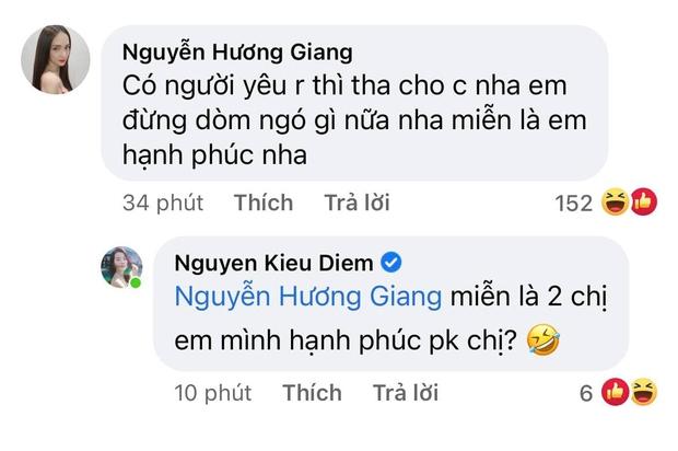 Hân Tuesday Karen Nguyễn khoe bạn trai ngay ngày Valentine, Hương Giang liền vào dằn mặt đáng yêu - Ảnh 2.