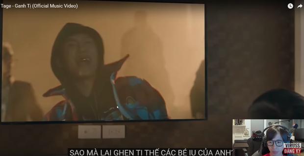 Reaction MV có lyrics nhạy cảm, ViruSs lo lắng Tage bị hãm hại vì xuất hiện hình ảnh trẻ em - Ảnh 4.
