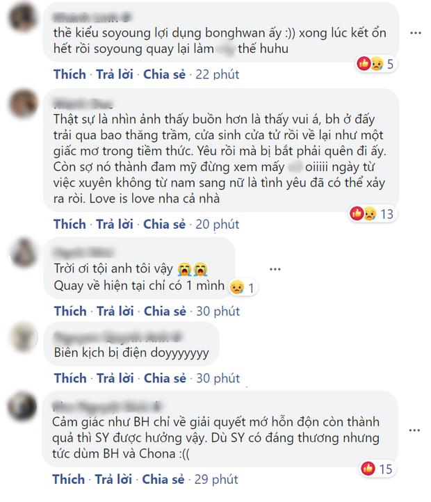 Netizen sôi máu với kết thúc của Mr. Queen: Biên kịch bị dí deadline nên làm liều đấy à! - Ảnh 4.