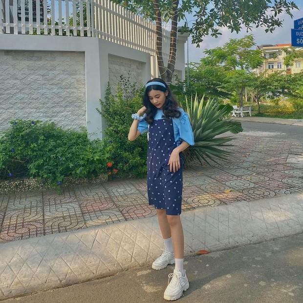 Hạt Dẻ nhà MC Quyền Linh tung loạt ảnh năm mới cực xinh, đôi chân dài miên man gây chú ý - Ảnh 4.