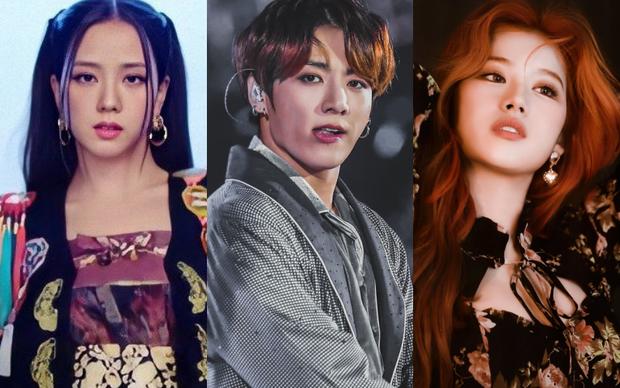 Loạt idol bình chọn BTS là cái tên đáng trông đợi nhất 2021, quay sang BLACKPINK, TWICE, EXO thấy mất hút luôn? - Ảnh 1.