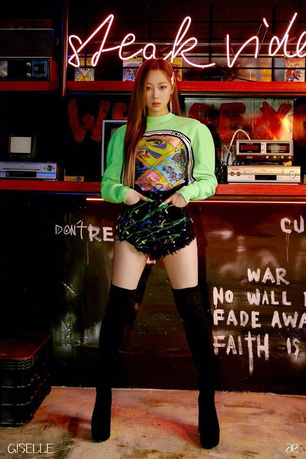 Tranh cãi top 4 nữ idol body tỷ lệ đẹp nhất Kpop: Lisa và center Gen Z chuẩn thánh body, Tzuyu và aespa quá khó hiểu - Ảnh 20.