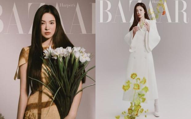Lâu lắm rồi sau 2 năm ly hôn, Song Hye Kyo mới công khai khoe ảnh thân mật bên 1 nam tài tử lên MXH - Ảnh 4.