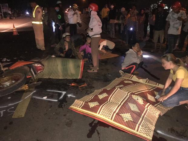Tai nạn giao thông thảm khốc khiến 4 người chết, 1 người bị thương - Ảnh 1.