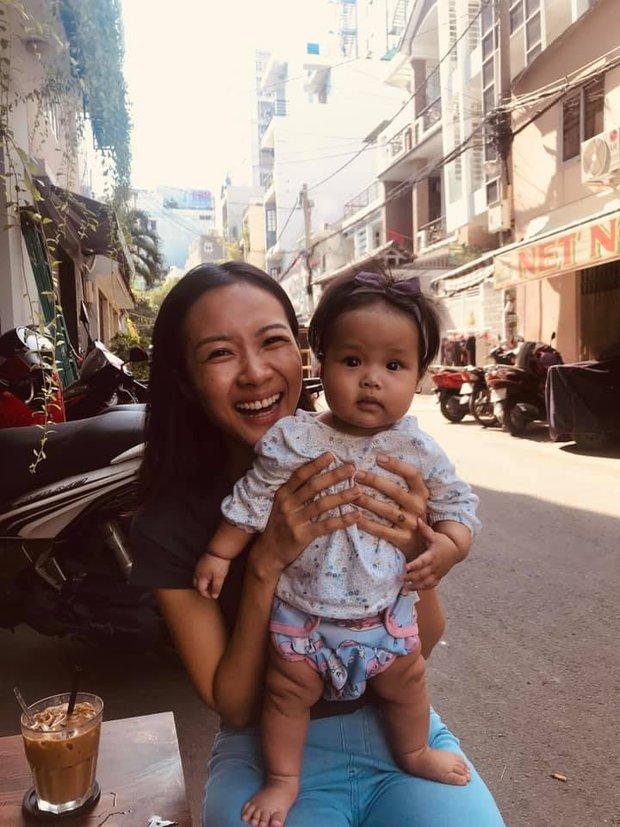 Khoảnh khắc cưng xỉu: Tết của Suboi gói gọn bằng việc ở nhà vừa rap vừa nhảy mua vui cho con gái ăn cháo - Ảnh 5.