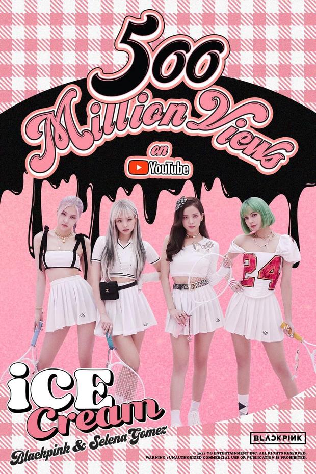 Ice Cream lặng lẽ đạt nửa tỷ views, fan quay sang kỳ thị loạt video dance của BLACKPINK vì ngang ngược hơn cả MV - Ảnh 2.