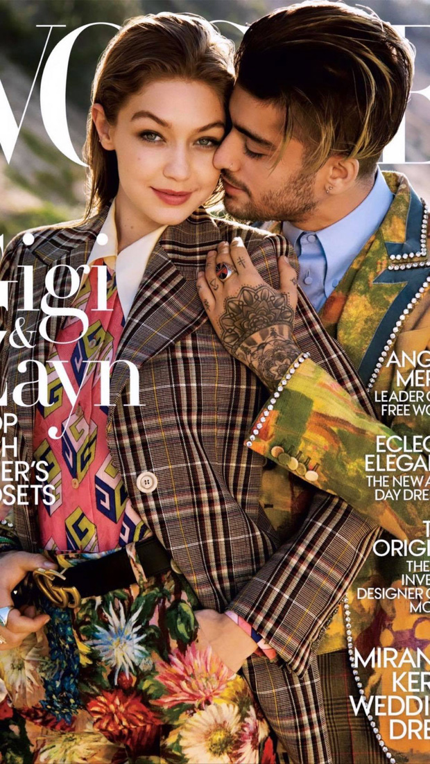 2 cặp vợ chồng 9x hot nhất Hollywood gây bão Valentine: Nhà Justin - Hailey spam MXH, nhưng Gigi Hadid hot hơn nhờ body mẹ bỉm? - Ảnh 10.