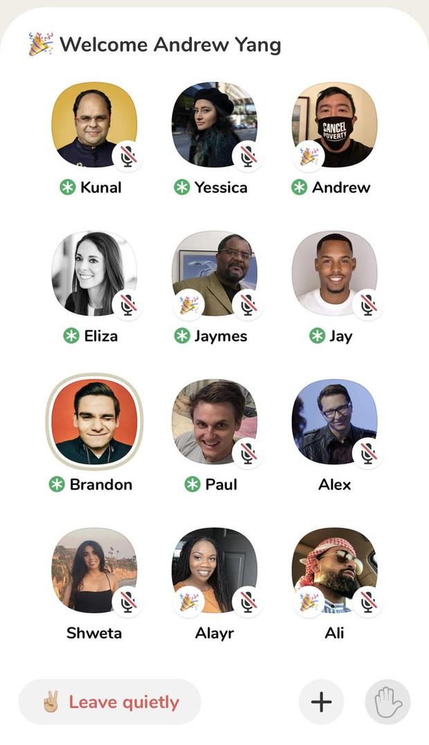 Tạm quên TikTok đi, hãy chú ý tới Clubhouse - ngôi sao mới trên lĩnh vực mạng xã hội - Ảnh 1.