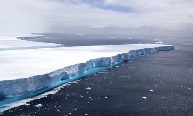 Thảm họa từ tảng băng trôi lớn nhất thế giới - Ảnh 2.