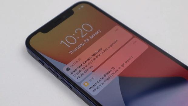 Đây là cách kiểm tra iPhone 12 của bạn đã bị thay camera hay chưa - Ảnh 3.