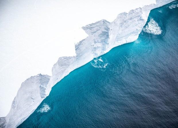 Thảm họa từ tảng băng trôi lớn nhất thế giới - Ảnh 5.