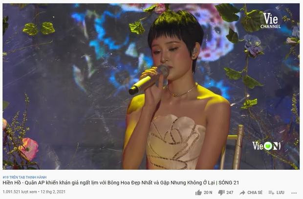 Quân A.P hết quên lời đến nhắm mắt khi hát khiến Hiền Hồ bó tay, khổ luyện mới có sân khấu collab được netizen khen nức nở - Ảnh 6.
