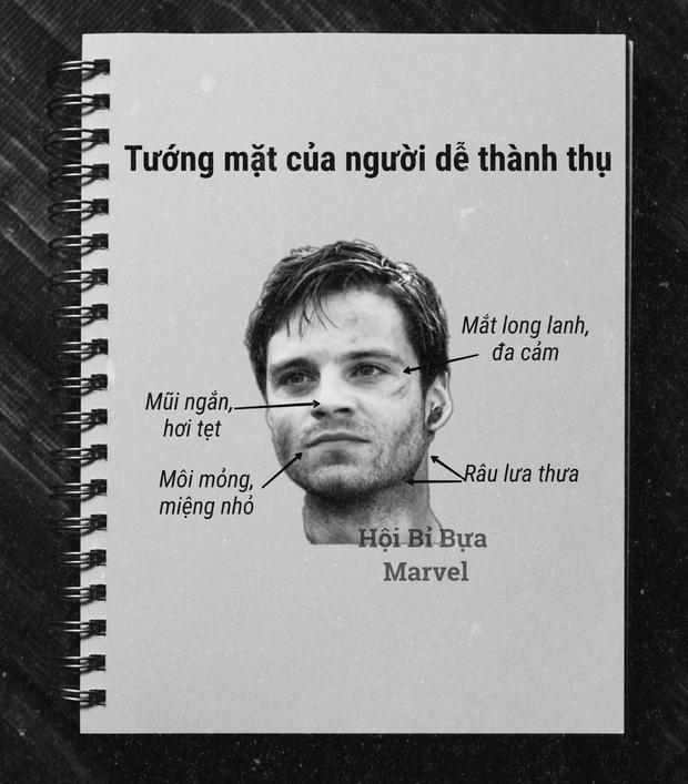 Netizen tức cười vì loạt ảnh xem tướng nhân vật Marvel: Iron Man cầm chắc tài lộc, Nhện nhọ lộ tùm lum bằng chứng thánh spoil? - Ảnh 7.