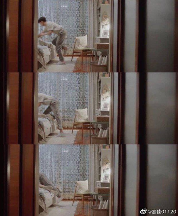 Nhậm Gia Luân bị Bạch Lộc đè ngã sõng soài ở Trường An Như Cố, fan hú hồn đòi alo vợ yêu của nam diễn viên - Ảnh 6.