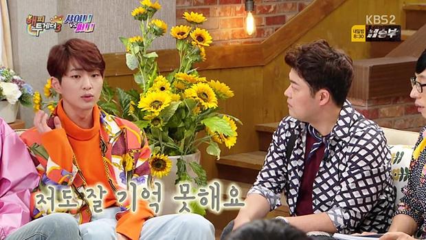 TWICE thu thập dàn hậu cung toàn nam thần Kpop: Jungkook (BTS) lộ hint với Nayeon, Kang Daniel - Heechul hẹn hò thành công - Ảnh 17.