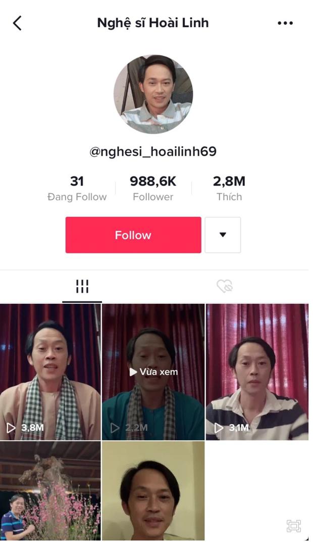 Không chỉ có thành tích khủng từ vũ trụ TikTok, nghệ sĩ Hoài Linh còn có kênh YouTube đạt hơn 7 triệu view chỉ sau 1 tuần ra mắt - Ảnh 1.