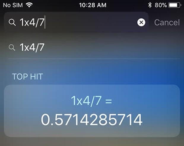 3 tính năng ẩn trên ứng dụng Máy tính của iPhone mà không phải ai cũng biết - Ảnh 2.