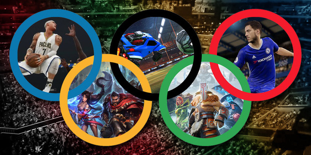 Bằng chứng cho thấy Esports chuẩn bị được đưa vào thi đấu tại Olympics - Ảnh 1.