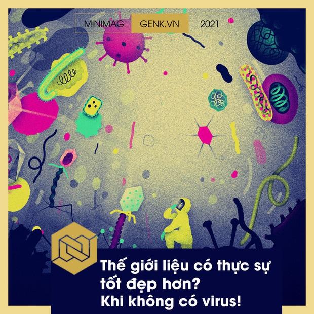 Một biên niên sử về virus: Từ những thiên thần của tiến hóa tới cơn ác mộng COVID-19 - Ảnh 1.