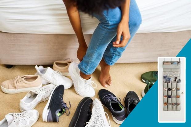 15 mẹo giúp tủ quần áo của bạn luôn gọn gàng, ngăn nắp và thời trang - Ảnh 12.