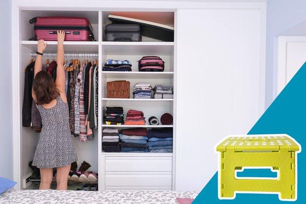 15 mẹo giúp tủ quần áo của bạn luôn gọn gàng, ngăn nắp và thời trang - Ảnh 14.