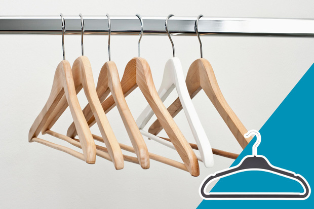 15 mẹo giúp tủ quần áo của bạn luôn gọn gàng, ngăn nắp và thời trang - Ảnh 3.