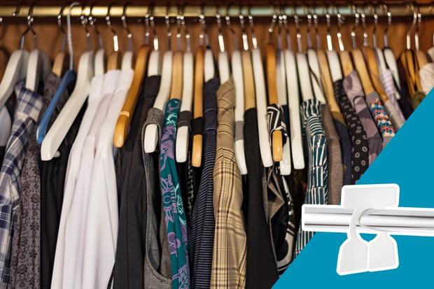 15 mẹo giúp tủ quần áo của bạn luôn gọn gàng, ngăn nắp và thời trang - Ảnh 4.