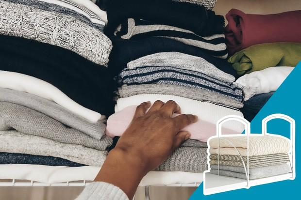 15 mẹo giúp tủ quần áo của bạn luôn gọn gàng, ngăn nắp và thời trang - Ảnh 6.
