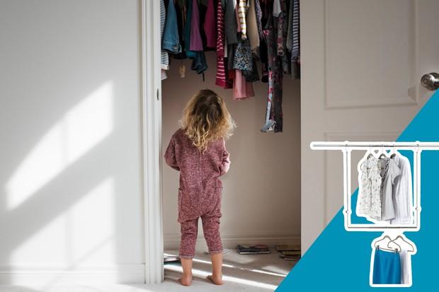 15 mẹo giúp tủ quần áo của bạn luôn gọn gàng, ngăn nắp và thời trang - Ảnh 8.