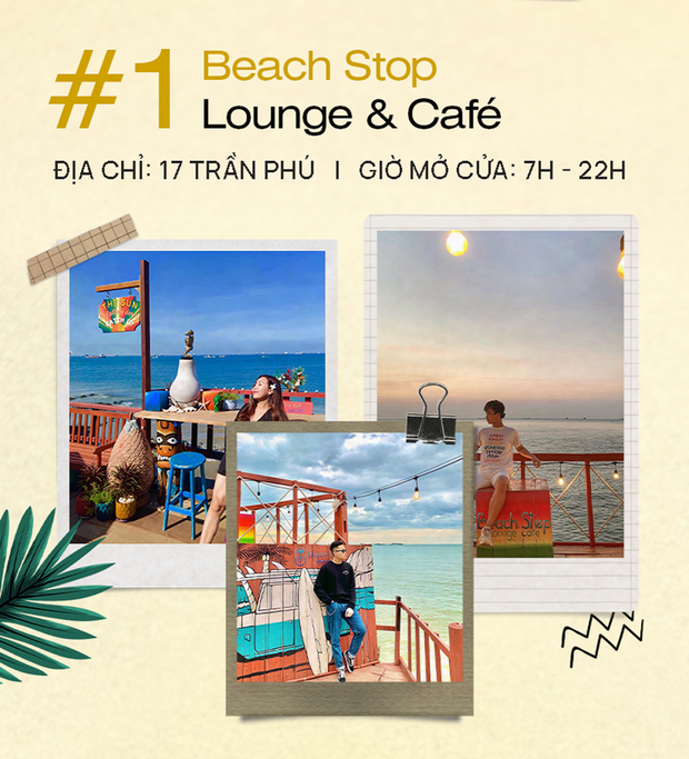 All 10 of the most beautiful virtual live cafes in Vung Tau, anyone who loves taking pictures with sea views must take note immediately!  Photo 1.