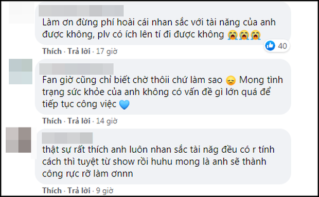 Bạn diễn của tra nam Trần Tinh Húc bất ngờ mất tích suốt 2 tháng, bỏ bê lễ Tết lẫn Valentine khiến fan lo sốt vó - Ảnh 5.
