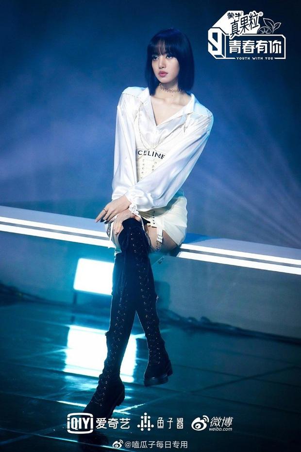 Nữ idol quốc tế nhất Kpop: Người Thái thành idol Hàn, làm host show thực tế Trung, giờ làm giám khảo giải thưởng thời trang của Pháp - Ảnh 2.