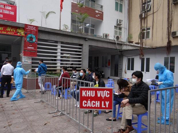 Xét nghiệm SARS-CoV-2 toàn bộ người dân từ Hải Dương về Hà Nội từ ngày 2/2 đến nay - Ảnh 1.