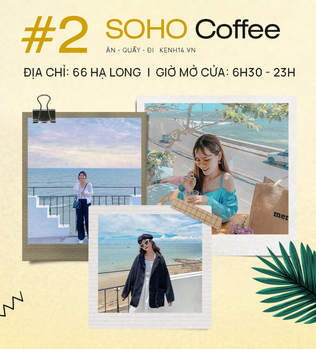 All 10 of the most beautiful virtual live cafes in Vung Tau, anyone who loves taking pictures with sea views must take note immediately!  - Photo 2.