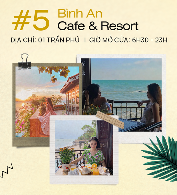 All 10 of the most beautiful virtual live cafes in Vung Tau, anyone who loves taking pictures with sea views must take note immediately!  Photo 6.