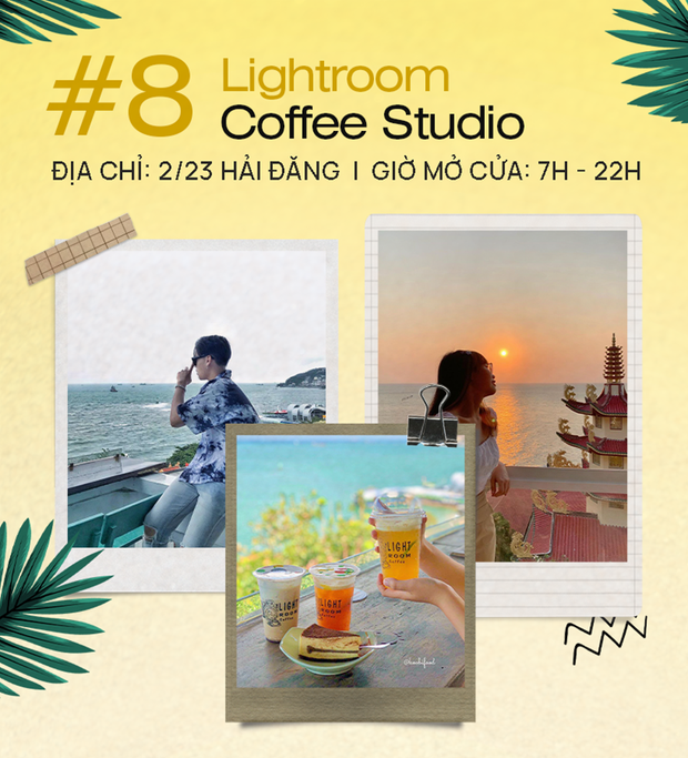 All 10 of the most beautiful virtual live cafes in Vung Tau, anyone who loves taking pictures with sea views must take note immediately!  Photo 9.