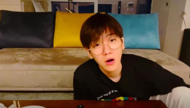 Baekhyun tự reaction màn lên high note của chính mình và EXO: Nghiến răng, há hốc mồm vì quá khủng, thốt lên Cao quá - Ảnh 6.