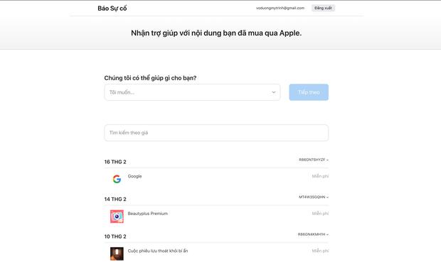 Lỡ tay mua ứng dụng tiền triệu trên App Store, đây là cách để bạn được hoàn tiền - Ảnh 2.