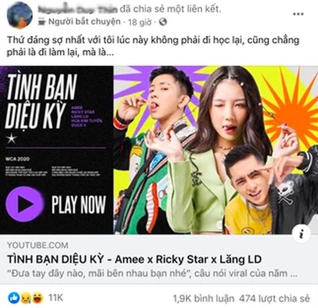 Có người kêu ca giai điệu Vpop nghe nhiều ám ảnh hơn việc đi làm lại sau Tết, lập tức bị netizen phản bác: Vì hay nên mới viral! - Ảnh 2.
