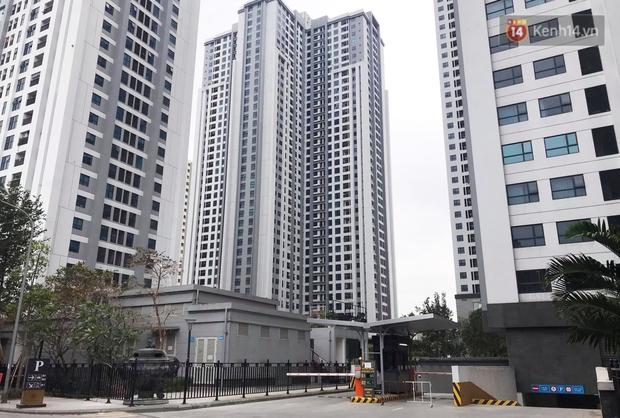 Hà Nội: Người đàn ông Hàn Quốc tử vong, phong toả tạm thời chung cư ở quận Bắc Từ Liêm - Ảnh 1.