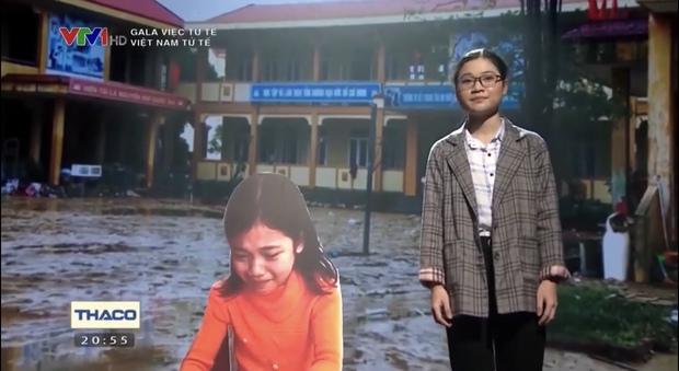 Sự thay đổi ngoạn mục của cô bé bật khóc nức nở khi nhìn sách vở ướt nhẹp trong dòng nước lũ cách đây 10 năm - Ảnh 4.