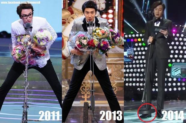 """6 """"người khổng lồ"""" Kbiz: Lee Kwang Soo dìm cả dàn sao, nam thần cao nhất Kpop gây sốt, """"há mồm"""" khi kéo đến sao Knowing Bros - Ảnh 6."""