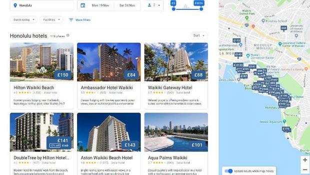 Google phải nộp phạt hơn 1 triệu euro do tự ý đánh giá các khách sạn ở Pháp - Ảnh 2.